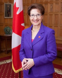 Senator Betty Unger from Ontario. January 31, 2012. PMO Photo by Jason Ransom